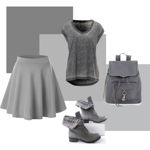 Grey Neutrals - try instead of black goes with everything