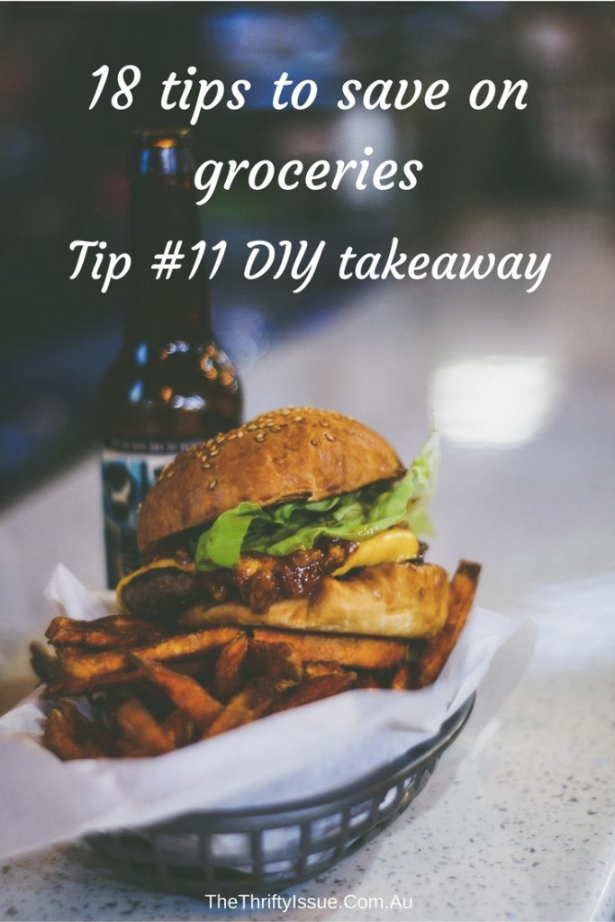 18 tips to save on groceries