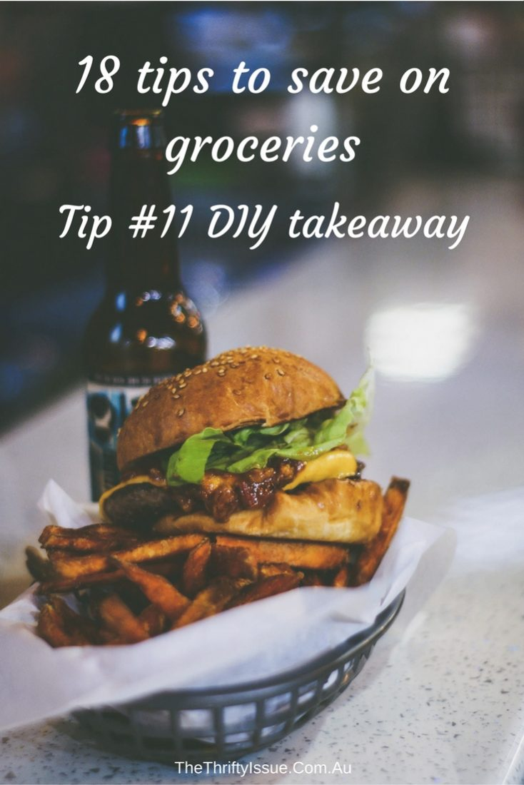 18 tips to reduce your groceries - under $150 a week in